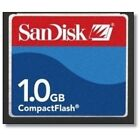 Sandisk 4GB 2GB 1GB 512MB 256MB 128MB 64MB 32MB CF Compact Flash Card with Case