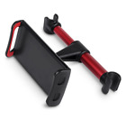 Car Seat Rear Pillow Support Phone Stand Holder Mount 360° For Smart Phone Ipad