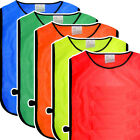 COLOUR TABARDS ONE SIZE FITS ALL, SPORTING EVENTS, TEAM GAMES WORK EVENTS