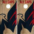 Washington Capitals Cornhole Skin Wrap NHL Hockey Custom Art Decor Vinyl DR157 $39.99 USD on eBay