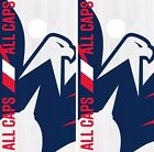 Washington Capitals Cornhole Skin Wrap NHL Hockey Vintage Art Decor Vinyl DR158 $39.99 USD on eBay