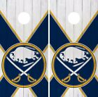 Buffalo Sabres Cornhole Skin Wrap NHL Hockey Vintage Art Decor Vinyl DR164 $39.99 USD on eBay