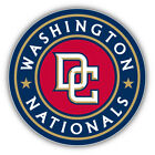 Washington Nationals MLB Baseball  Car Bumper Sticker Decal - 9'', 12'' or 14'' on Ebay