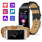 Smart Bracelet Watch Heart Rate Blood Pressure Oxygen Fitness Activity Tracker