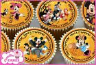 HALLOWEEN  EDIBLE CUPCAKE TOPPERS DECORATIONS CAKE 8895