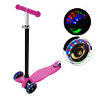 Kid-Scooter-Deluxe-Adjustable-Kick-Scooters-Girls-Boys-3-LED-Wheel-Gift