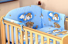 BALLERINA Baby Bedding Set fit Cot 120x60cm or Cot Bed 140x70 -BABY GIRL BOY