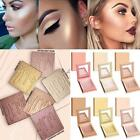 Beauty Freestyle Highlighter Makeup Face Bronzer Shimmer Contour Powder KK