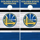 Golden State Warriors Cornhole Skin Wrap NBA Basketball Custom Logo Vinyl DR278 on eBay