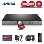 ANNKE 32CH 1080N 5in1 CCTV DVR Video Recorder for Security Camera System 0-4TB