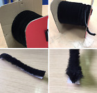 Black Brush Strip Seal 12.7mm x 13mm **Various Lengths Available**
