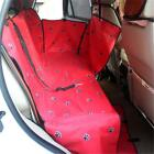 Car Pet Seat Covers With Oxford Fabric Paw Pattern