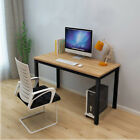 Modern Office Computer Laptop Wooden Desk Study Table Workstation Home Furniture