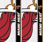 Miami Heat Cornhole Skin Wrap NBA Basketball Logo Team Colors Vinyl Dec on eBay