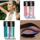 Внешний вид - Pudaier Holographic Sequins Glitter Shimmer Pigment Eye Shadow Body Tattoos