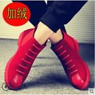 Chic Mens Chelsea PU Leather high tops Lace Up Snow Warm Dress Ankle Boots Shoes