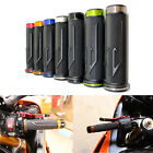 "7 COLORS MOTORCYCLE CNC ALUMINUM RUBBER GEL HAND GRIPS FIT FOR 7/8"" HANDLEBAR US $7.5 USD on eBay"