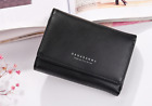 Women Fashion PU Leather Pocket Business ID Credit Card Holder Case Wallet
