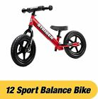 Kids Balance Bike Training Bicycle No Pedal Ages 18mos to 5yrs Old Choose Color