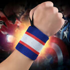 Sports Fitness Protector Wrist Wraps Hand Band Prevent Sprain Training Accessory on eBay