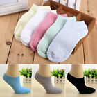 1 Pair Women Loafer Boat Invisible  Ankle Socks Short Low Cut Cotton Socks