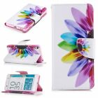 For Sony Xperia XA XZ2  Leather Magnetic Flip Stand Card Slot Wallet Case Cover