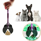 Pet Cat  Dog Pooper Scooper Doggy Poop Scoop Waste Bag Catcher Holder