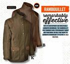 Percussion Rambouillet Hunting/Shooting Jacket