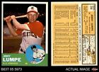1963 Topps #256 Jerry Lumpe Athletics EX/MT