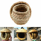 Shell Hard Parrot Cage Pigeon Wild Grass Weave Breed Nest Finch Canary Birds Box