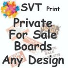 Private For Sale Boards Full Colour Printed Weatherproof B1 A2 A1 A0 Any Size