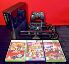 XBOX 360 CONSOLE & KIDS GAMES BUNDLE PICK ONE ** MINECRAFT KINECT & MORE ** GC