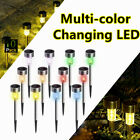 Внешний вид - US Color-Changing Solar Lights Outdoor Garden LED Light Landscape/Pathway Lights