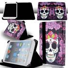 FOLIO LEATHER STAND CASE COVER For Various Vodafone Smart Tab Tablet + Stylus