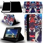 FOLIO LEATHER STAND CASE COVER For Tesco Hudl 1 2 /Windows Connect 7 8 10 Tablet