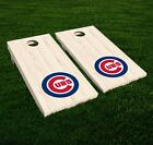 Chicago Cubs Cornhole Decal Vinyl MLB Baseball Car Wall Set of 2 GL49 on Ebay