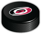 Carolina Hurricanes NHL Logo Hockey Puck Car Bumper Sticker  - 9 $13.99 USD on eBay