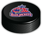 Columbus Blue Jackets NHL Logo Hockey Puck Car Bumper Sticker - 3'',5'' or 6'' $3.75 USD on eBay