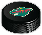 Minnesota Wild Head NHL Logo Hockey Puck Car Bumper Sticker - 9'', 12'' or 14'' $12.99 USD on eBay