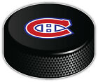 Montreal Canadiens NHL Logo Hockey Puck Car Bumper Sticker Decal -3'',5'' or 6'' $3.75 USD on eBay
