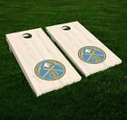 Denver Nuggets Cornhole Decal Vinyl NBA Basketball Car Wall Set of 2 GL69 on eBay