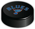 St. Louis Blues Slogan NHL Logo Hockey Puck Car Bumper Sticker-9'', 12'' or 14'' $13.99 USD on eBay