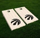 Toronto Raptors Cornhole Decal Vinyl NBA Basketball Car Wall Set of 2 GL89 on eBay
