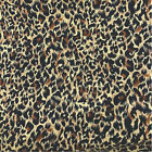 Cotton Fabric / Material - Leopard Print Fabric - 0046
