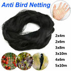 7 Sizes Anti Bird Netting Garden Net Poultry Aviary Game Nylon/Polyethylene Mesh