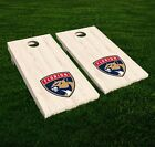 Florida Panthers Cornhole Decal Vinyl NHL Hockey Car Wall Set of 2 GL102 $19.95 USD on eBay