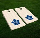 Toronto Maple Leafs Cornhole Decal Vinyl NHL Hockey Car Wall Set of 2 GL106 $34.95 USD on eBay