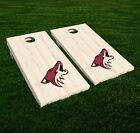 Phoenix Coyotes Cornhole Decal Vinyl NHL Hockey Car Wall Set of 2 GL115 on eBay