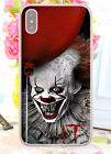 Pennywise The Clown Horror It Movie Gift Hard Cover Case For iPhone Galaxy 1 New