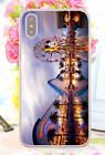 California Disneyland Postcard Poster Hard Cover Case For iPhone Huawei 5 New
